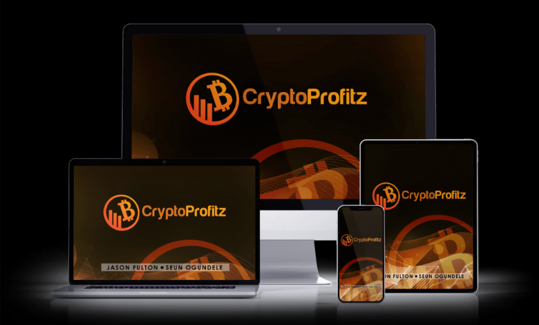 CryptoProfitz a software built to earn crypto commissions