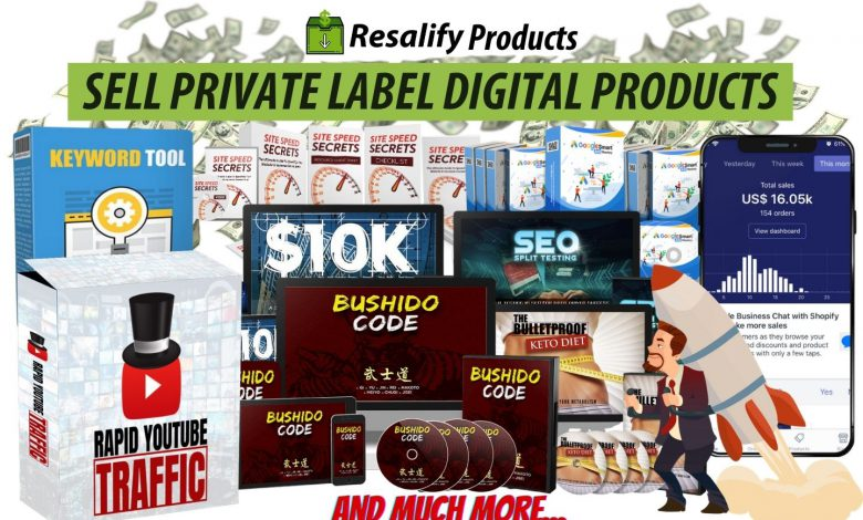 Want to Sell Digital Products Online? | Resalify
